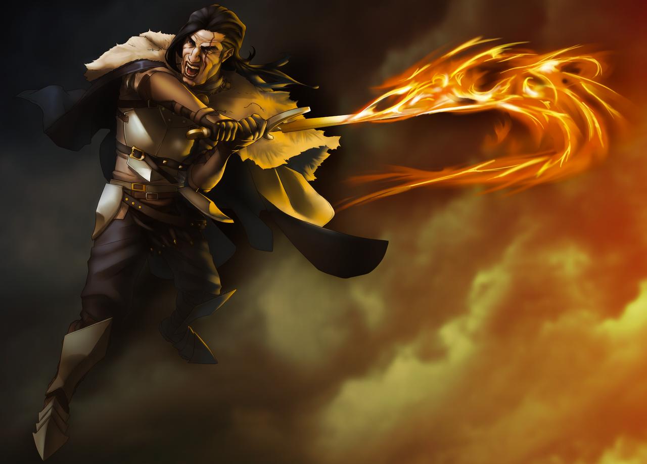 Vego The World Burner by KingVego