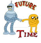 Future Time Colored by KingVego