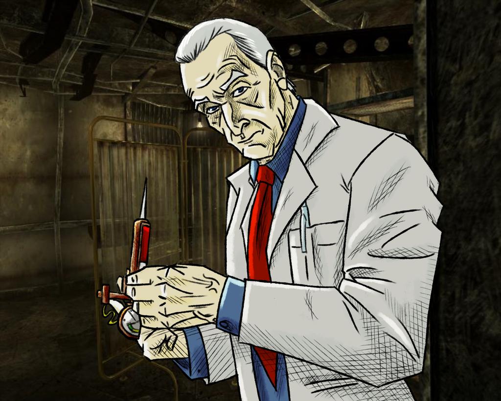 Doc Gin by KingVego