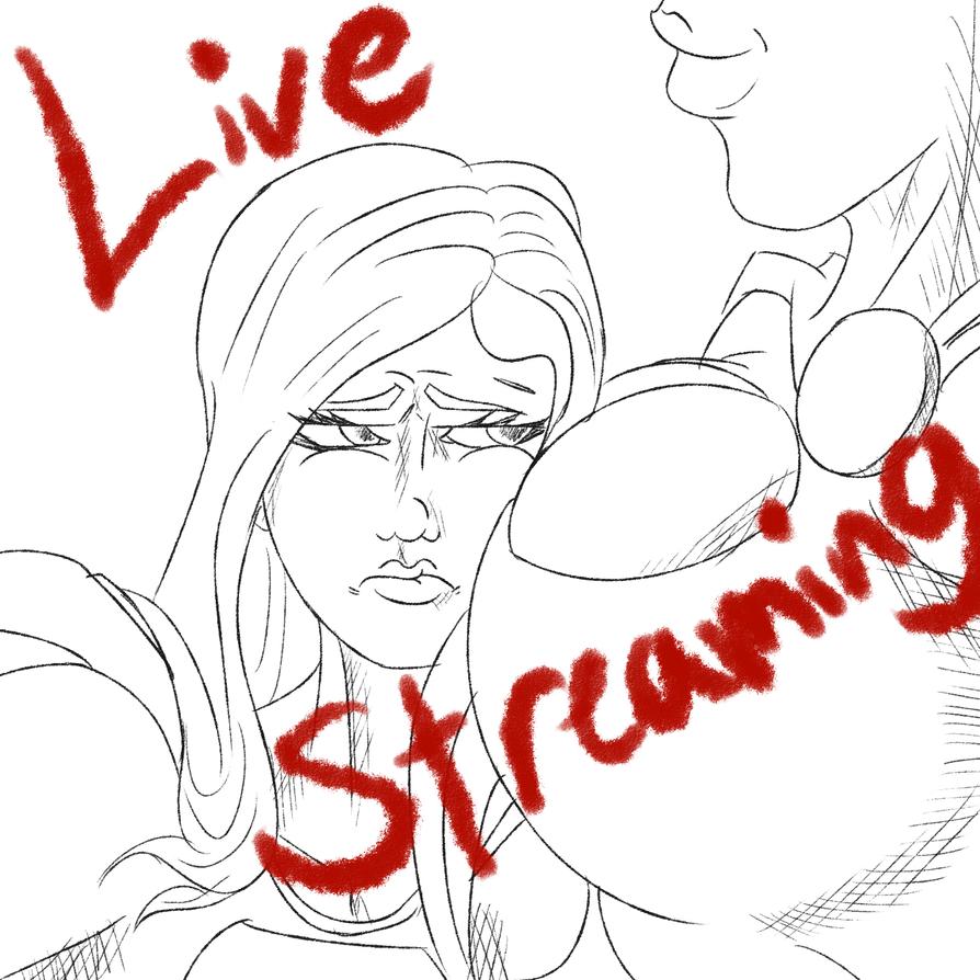 Streaming by KingVego