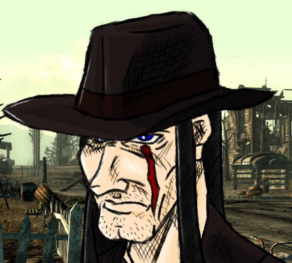 Old Man Vego by KingVego