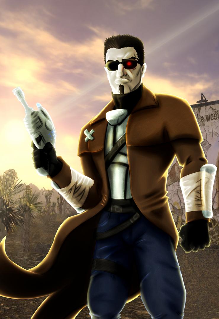 Adam The Terminator - Painted Version by KingVego