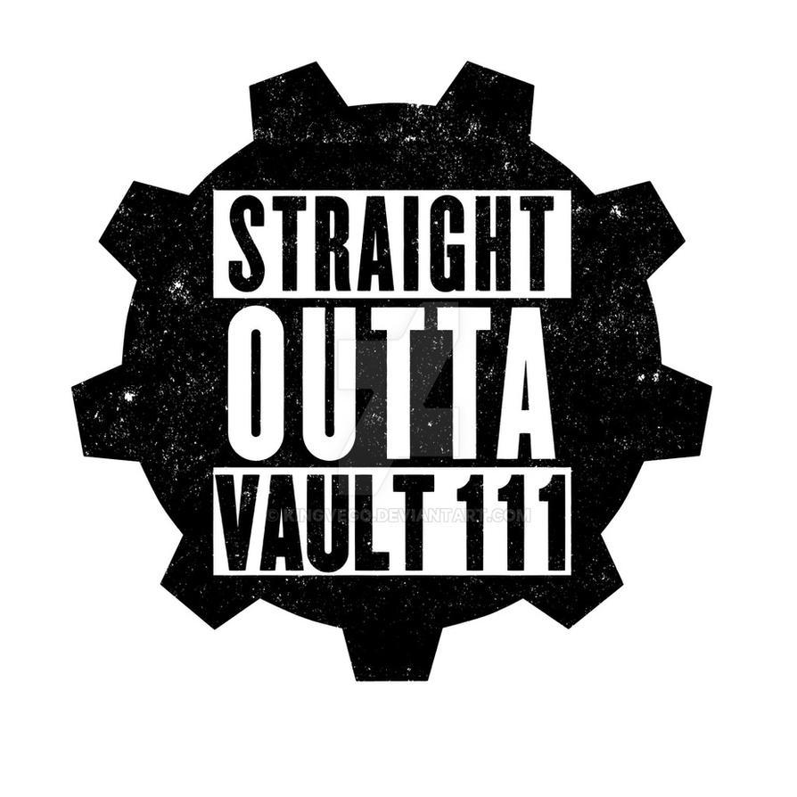 Straight Outta Vault 111 by KingVego