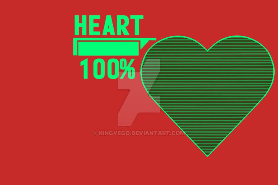 Critical Hit On My Heart by KingVego