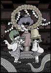 Kanako, Suwako and Sanae