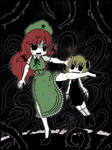 Meiling and Rumia