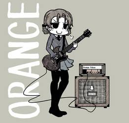 Orange amp pekoe