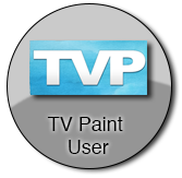 TV Paint User by Spazzel