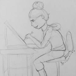 04- Animator Dreams  by Spazzel