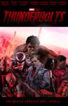 Marvel Studios: Thunderbolts.