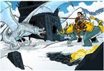 dragon vs dino new done