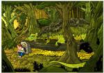 forest watcher done by travisJhanson