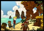 Treasure hunters 4 fin