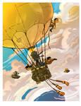 The Balloon Flight