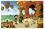 the landing- treasure hunt page 4