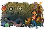 The Great Treasure hunt Cover
