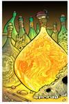 Phoenix in a bottle