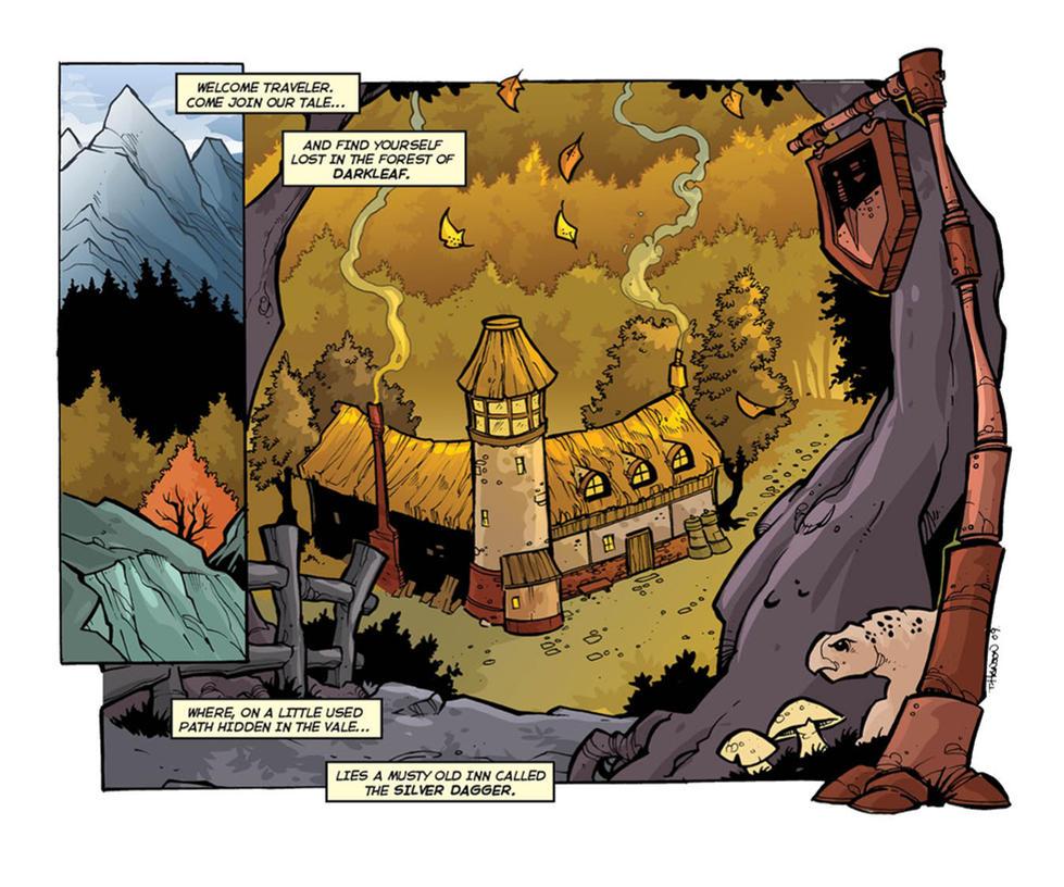the Bean a Fantasy story 1.1 by travisJhanson