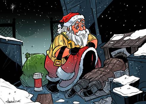 Santa's Jacket