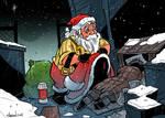Santa's Jacket by travisJhanson