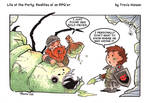 Where the gold comes from... RPG Comic