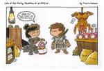 The Target : Rpg Comic
