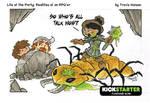 Bug Killer- RPG Comic