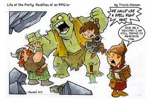 2017-02-13-RPG-Party by travisJhanson