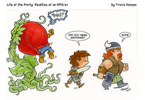 perception fail- rpg comic by travisJhanson