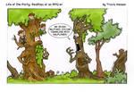 halfling infestation... rpg comic