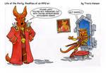 Gaming Dad's .... rpg comic