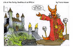 Monsters and sons... RPG comic