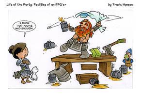 dwarves... rpg by travisJhanson