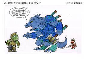 dragonborn backup by travisJhanson