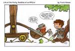 Siege tactics ... rpg comic