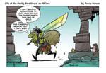 Random dungeon encounters