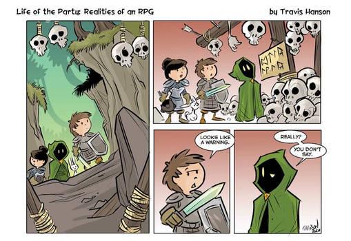 Lotp: deadly surprises 1/8