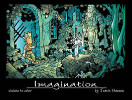 imaginations cover by travisJhanson