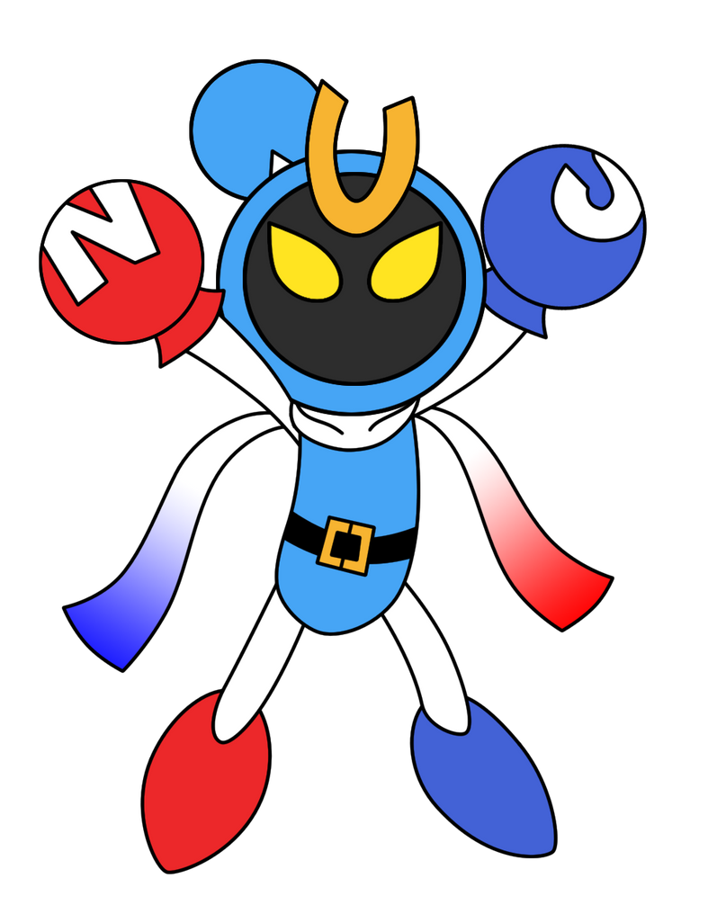 magnet bomber super bomberman r by produccionesm121 on