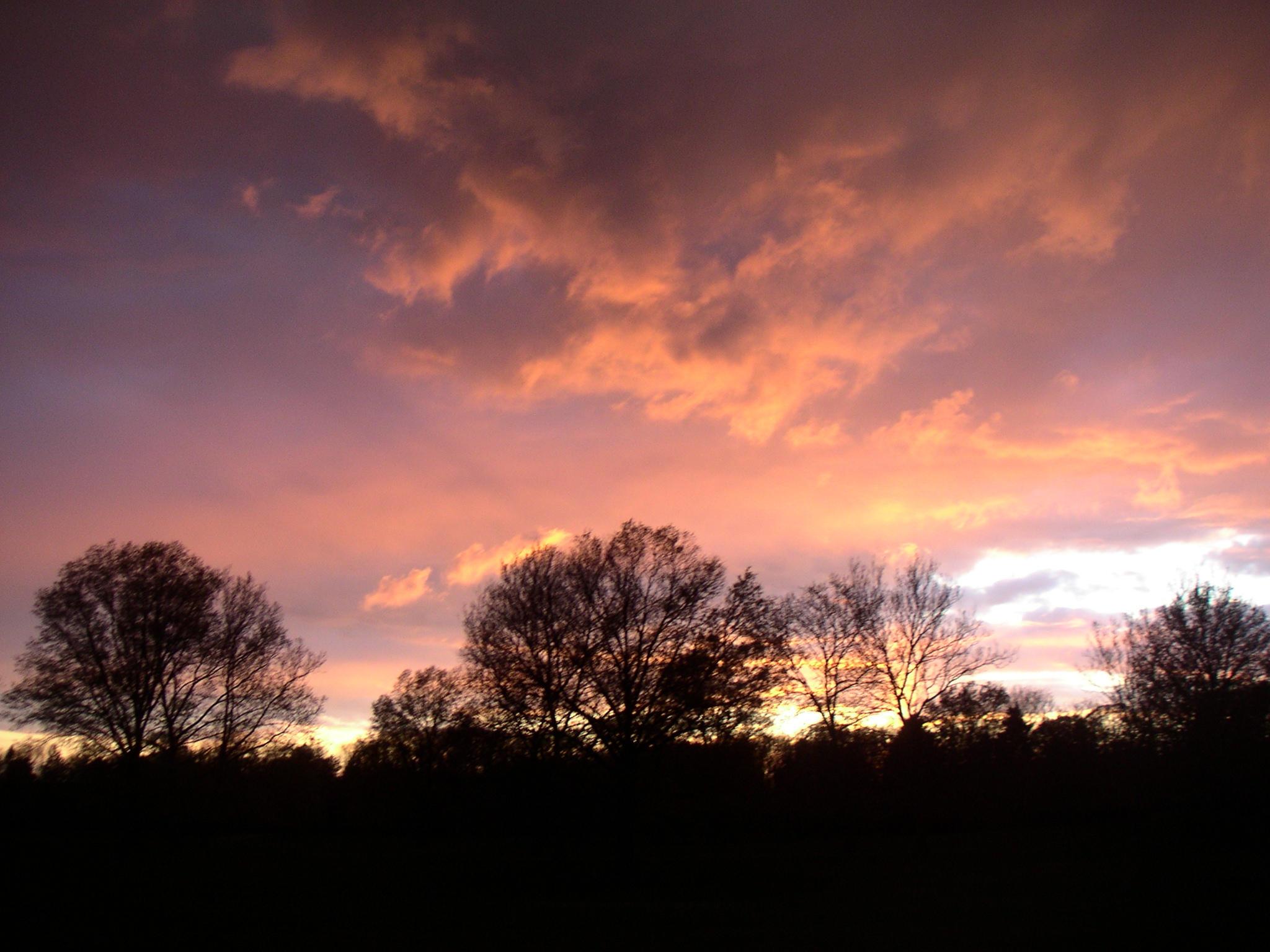 trippy sunset by anticsx on DeviantArt