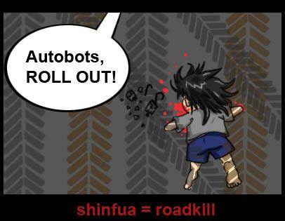 roadkill by shinfua