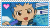 .:Jake Love:. Stamp by Kris-the-Nintengirl