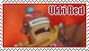 .:Ukki Red:. Stamp by Kris-the-Nintengirl