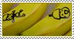 Banana Stamp by Kris-the-Nintengirl