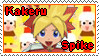 .:Kakeru-Spike:. Stamp by Kris-the-Nintengirl