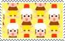 .:Piposaru Love:. Stamp by Kris-the-Nintengirl