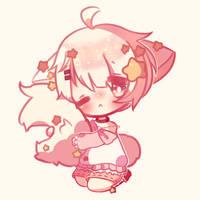 COMM: [ Kanami-chii ] by nemuui
