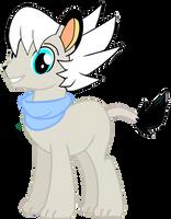Frost Bite: MPL Fan Character by FrostTheHobidon