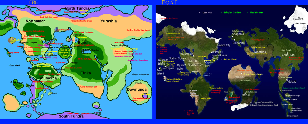 Mobius map and sonics world map by frostthehobidon on deviantart mobius map and sonics world map by frostthehobidon sciox Images