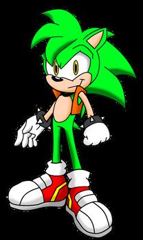 Mobius Universe: Manic the Hedgehog